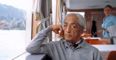 What is Krishnamurti saying