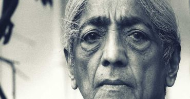 mirror of reality - krishnamurti